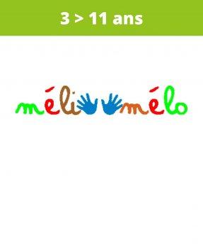 Association<br>Méli-Mélo<br>St Martin en Haut<br>(3 > 11 ans)