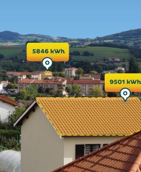 Mesurer le potentiel solaire de votre toiture